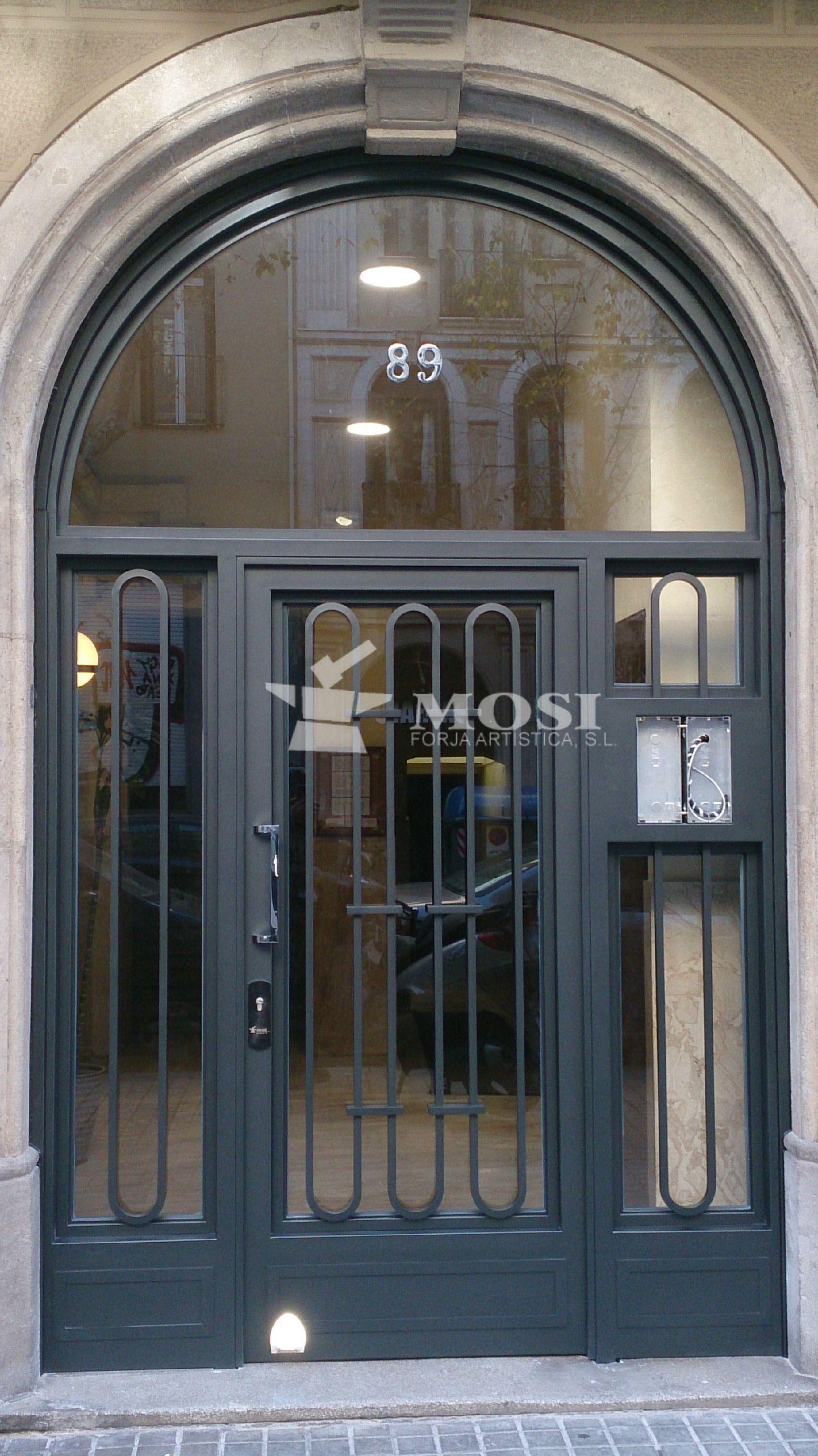 Puerta modelo Serena